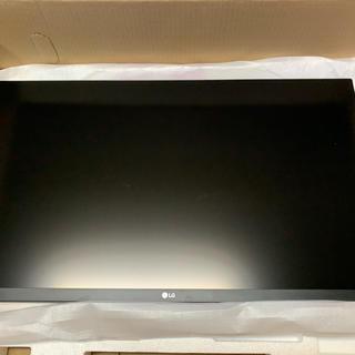 エルジーエレクトロニクス(LG Electronics)のLG 27UL650-W 27インチ/4K/HDR400/IPS 美品(ディスプレイ)