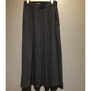 ロキエ(Lochie)のヴィンテージタックデザインスカート(ロングスカート)