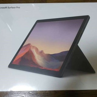 ◆新品未開封◆ Surface Pro 7 VNX-00027 ブラック