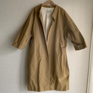 DEUXIEME CLASSE - ドゥーズイエムクラス トレンチ 羽織り コート