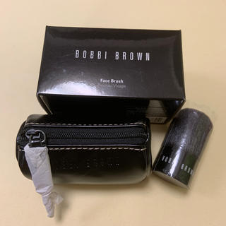ボビイブラウン(BOBBI BROWN)の未使用★フェイスブラシ(ブラシ・チップ)