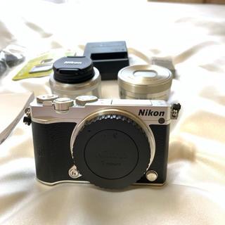 Nikon - ニコン Nikon 1 J5 ダブルレンズキット