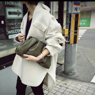 アンティカ(antiqua)の新品 ANTIQUA アンティカ ボンディングシャツ ジャケット 新品(テーラードジャケット)