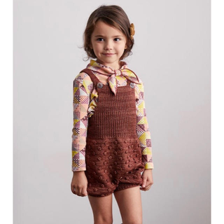 Caramel baby&child  - misha and puff ロンパース 3-4y