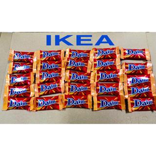 イケア(IKEA)の【25個】【一年に一度の限定オレンジIKEA イケア  Daim ダイム チョコ(菓子/デザート)