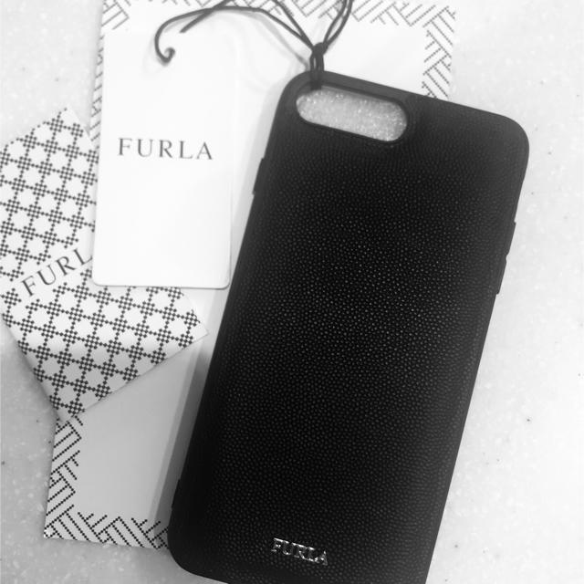 Furla(フルラ)の値下げ‼️★新品タグ付き★FURLA iPhone ケース スマホ/家電/カメラのスマホアクセサリー(iPhoneケース)の商品写真