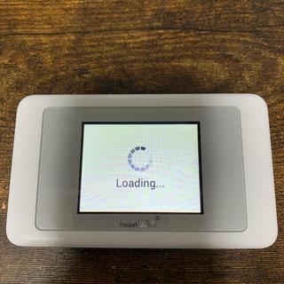 Softbank - ソフトバンクHUAWEI Pocket WiFi 601HW ホワイト 白ロム