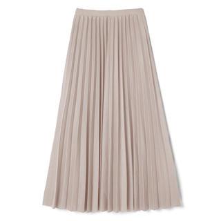 グレイル(GRL)のGRL プリーツスカート[ab061]  (ロングスカート)