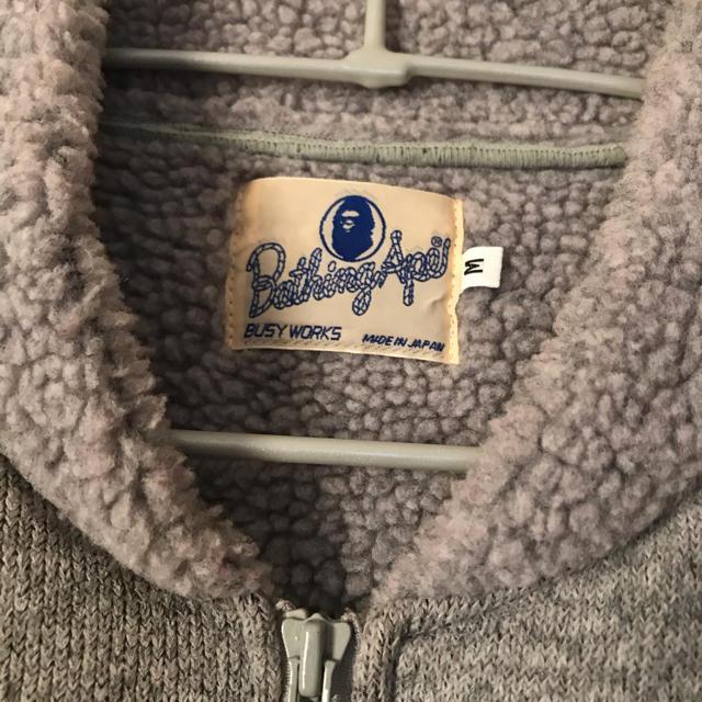 A BATHING APE(アベイシングエイプ)のA BATHING APE メンズのジャケット/アウター(ブルゾン)の商品写真