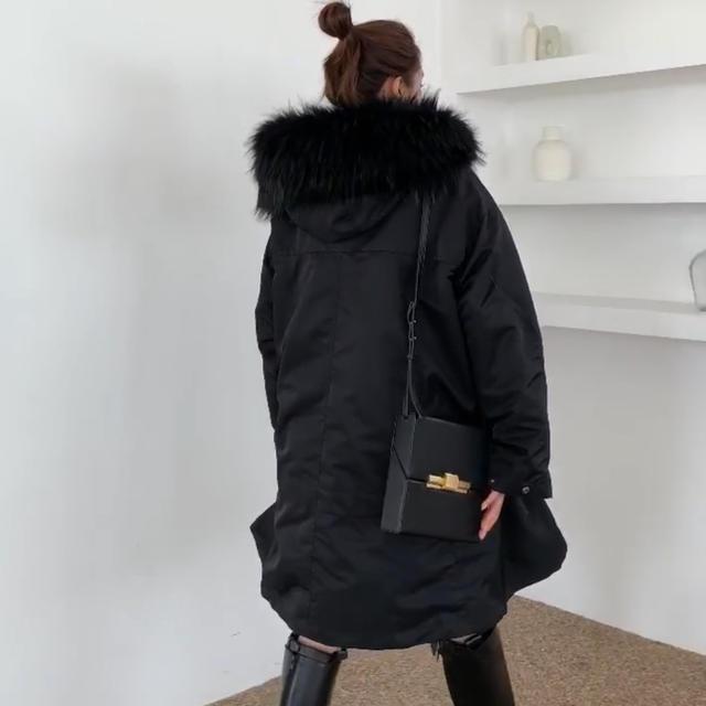 Chesty(チェスティ)のbirthdaybash BB N3B レディースのジャケット/アウター(ロングコート)の商品写真