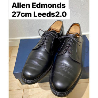 Allen Edmonds - アレンエドモンズ Leeds 2.0 27cm  US9D 黒 革靴 アメリカ製