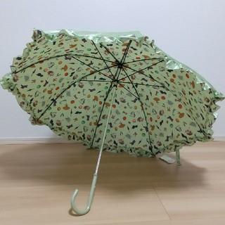 ラデュレ(LADUREE)のLADUREE PARIS クラシックモチーフ 雨傘 ラデュレ(傘)