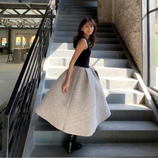 Chesty -  birthdaybash クルーネックバルーンドレス