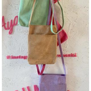 アリシアスタン(ALEXIA STAM)のayakawasaki  phone bag ショルダー(ショルダーバッグ)