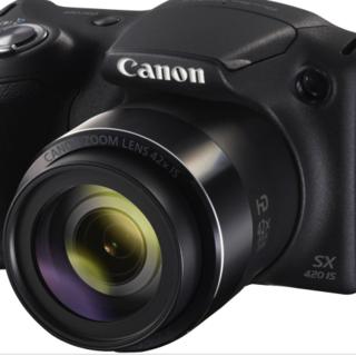 キヤノン(Canon)の新品未使用PowerShot SX420 IS(ビデオカメラ)