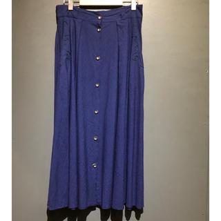 ロキエ(Lochie)のドイツ製ヴィンテージスカート(ロングスカート)