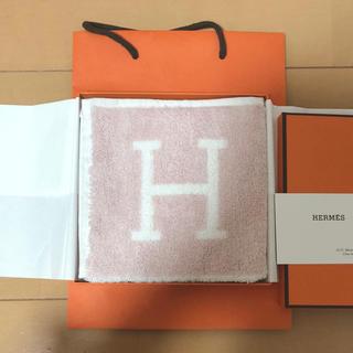 Hermes - エルメス ハンドタオル