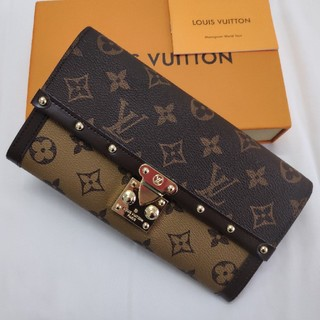 LOUIS VUITTON - |送料無料|  ルイヴィトン 長財布  折り財布 小銭入れ 人気品