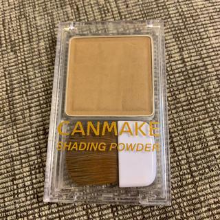 CANMAKE - キャンメイク シェーディングパウダー 01