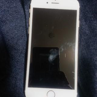 アイフォーン(iPhone)のiPhone6s (本体のみ ) ゴールド 16GB(携帯電話本体)