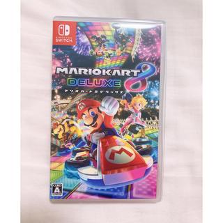 Nintendo Switch - 【美品】マリオカート8デラックス