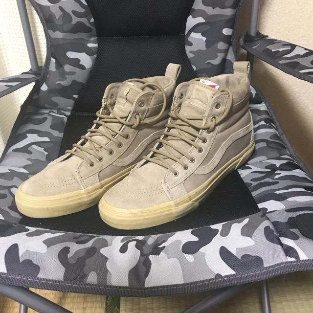 VANS(ヴァンズ)のバンズ メンズの靴/シューズ(スニーカー)の商品写真