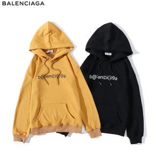 バレンシアガ(Balenciaga)の#10「2枚14000円送料込み」Balenciaga 男女兼用パーカ(パーカー)