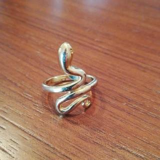 【海外購入品】ゴールドコ リング(リング(指輪))