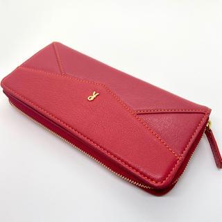 ロベルタディカメリーノ(ROBERTA DI CAMERINO)の新品未使用 RobertadiCamerino ラウンドファスナー 長財布(財布)