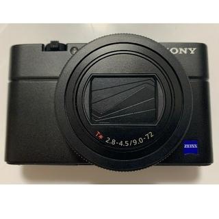 SONY - SONY  DSC-RX100M6 SONY Cyber−Shot