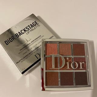 Dior - ディオール バックステージ リップ パレット