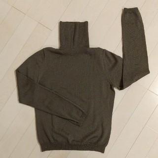 コムサイズム(COMME CA ISM)のコムサイズム タートルネックニット(ニット/セーター)