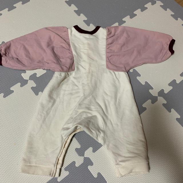 ampersand(アンパサンド)のロンパース サイズ70 キッズ/ベビー/マタニティのベビー服(~85cm)(ロンパース)の商品写真