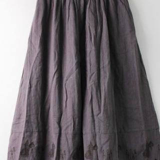 SM2 - ムーミン 刺繍スカート