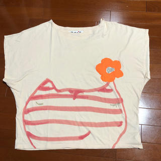 ツモリチサト(TSUMORI CHISATO)のツモリチサト ノースリーブティシャツ(Tシャツ(半袖/袖なし))