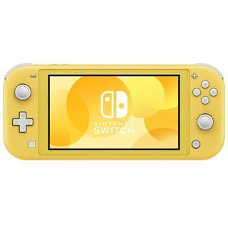 Nintendo Switch - 新品 未使用 Nintendo Switch Lite [イエロー]