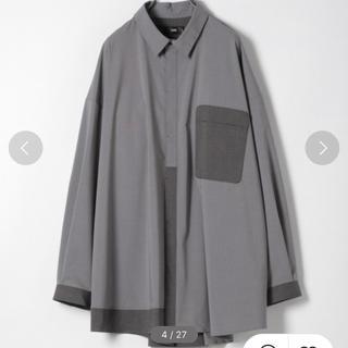 ハレ(HARE)のHARE バックデザインシャツ(シャツ)