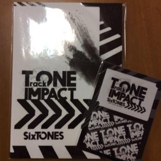 Johnny's - SixTONES TrcakONE IMPACT