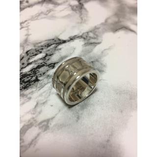 ティファニー(Tiffany & Co.)のティファニー アトラスリング ワイド 13号(リング(指輪))