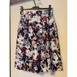 ユナイテッドアローズ(UNITED ARROWS)のUNITED ARROWS フレアスカート(ひざ丈スカート)