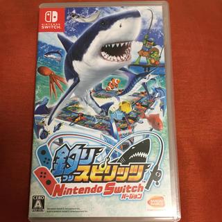 Nintendo Switch - 釣りスピリッツ Nintendo Switchバージョン Switch ソフト