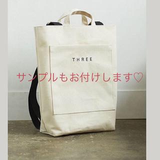 THREE - THREE  オリジナルスワッグバッグ