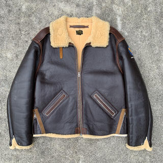 THE REAL McCOY'S - EAST MAN Type B-6 Jacket 1943 Model セール中