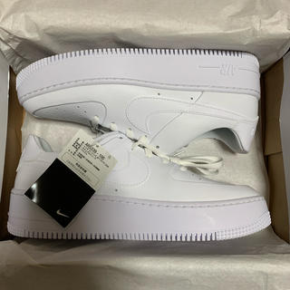 ナイキ(NIKE)のNIKE AIR FORCE 1 SAGE LOW(スニーカー)