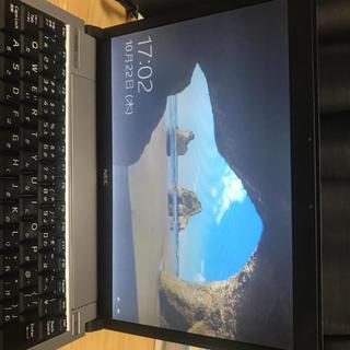 NEC - nec ノートパソコンcore i7 windows10