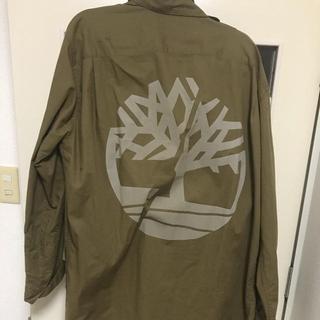ティンバーランド(Timberland)のティンバーシャツ(シャツ)