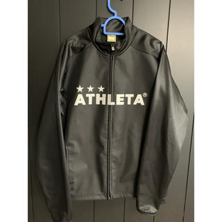 ATHLETA - 完売 試着のみ 極美品 ATHLETA アスレタ ジャケット 黒 ブラック L