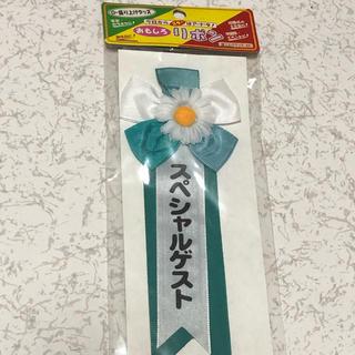 リボン グリーン 緑 スペシャルゲスト(小道具)
