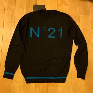 ヌメロヴェントゥーノ(N°21)のN°21 子供用 セーター 未使用(ニット/セーター)