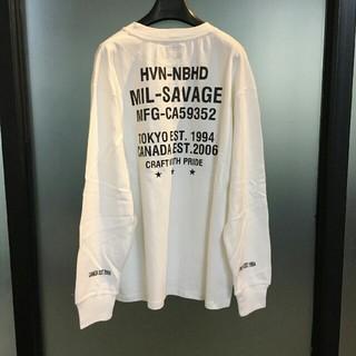 NEIGHBORHOOD - NEIGHBORHOOD x HAVEN Tシャツ